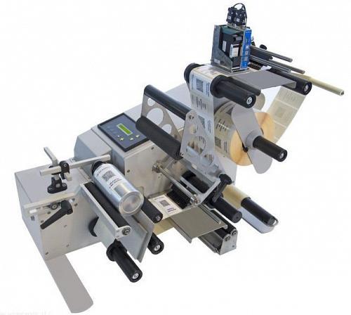 DWR ROUND Poluautomatska mašina za etiketiranje cilindričnih proizvoda