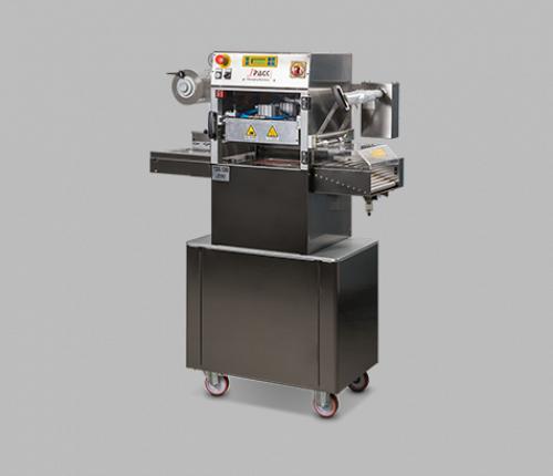 TSS 130 Automatsko-pneumatska mašina za termovarenje posuda