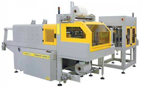 Automatska linija za pakovanje sa razdelnikom BP802 AR - R - D