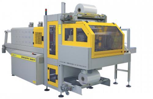 Automatska masina za pakovanje sa kartnoskim podloscima BP800ARV 230R-P