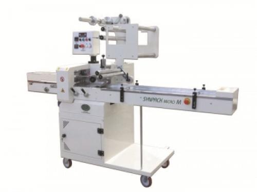 Horizontalna Flow Pack masina Synpack Micro M