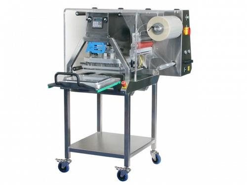Mašina za pakovanje posuda sa zaštićenom atmosferom SLB 1007