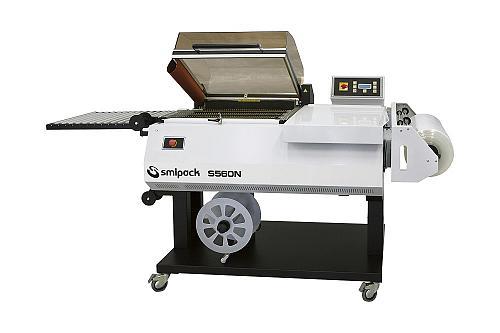 Mašina za pakovanje termoskupljajuca folija Smipack S560N