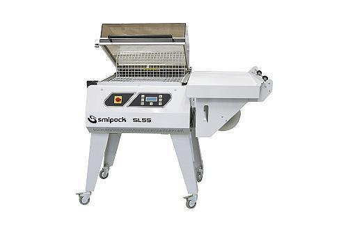 Mašina za pakovanje termoskupljajucom folijom Smipack SL55