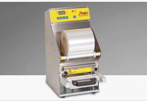 TSS 101-R polu-automatska električna mašina za termovarenje posuda