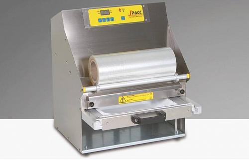 TSS 105 R polu-automatska električna mašina za termovarenje posuda